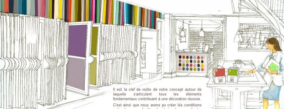 d couvrez la peinture ressource dans notre showroom int rieurs. Black Bedroom Furniture Sets. Home Design Ideas