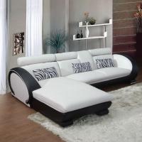 Canape D Angle En Cuir Design Youki 4