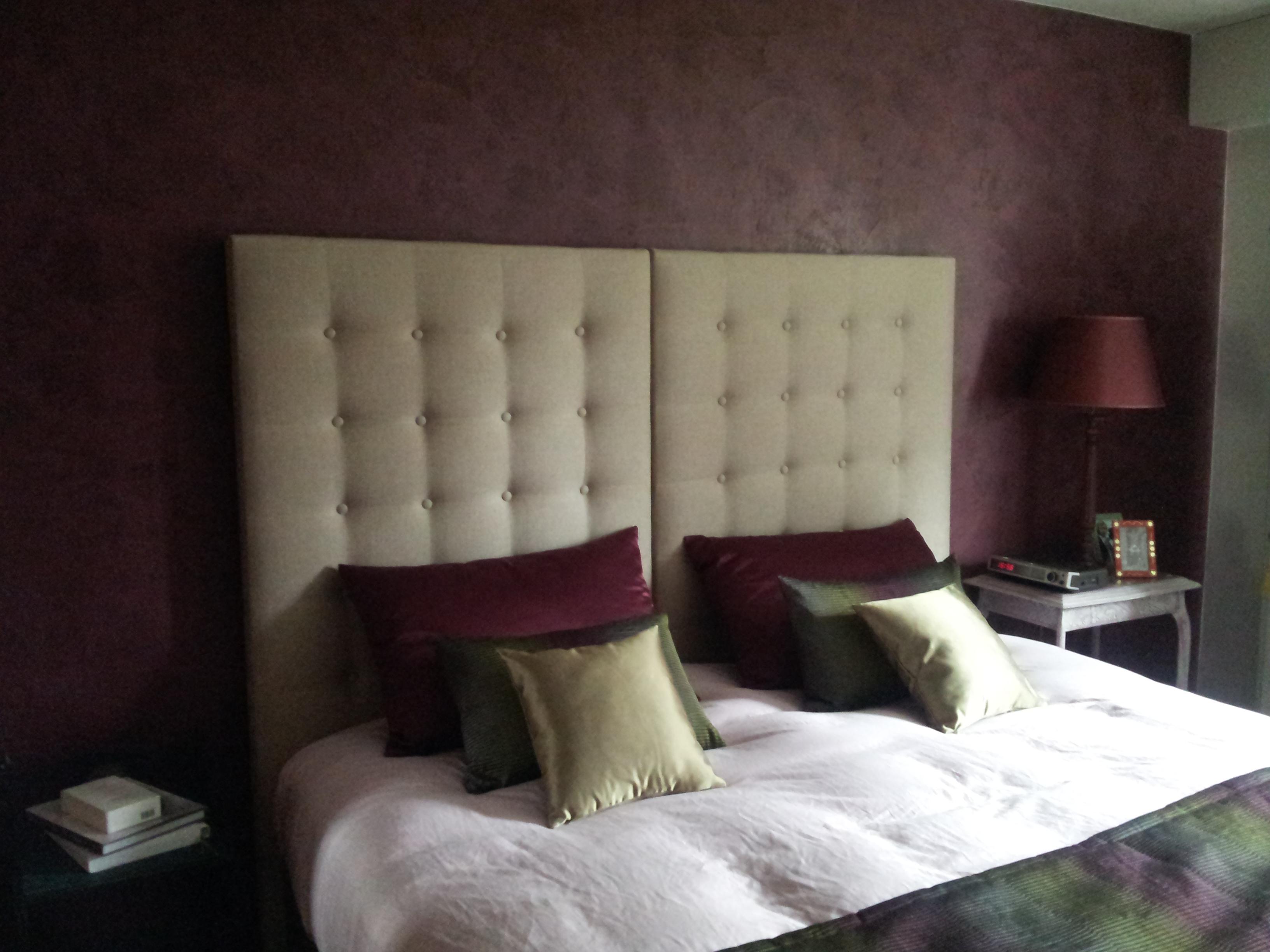 Projet de d coration d 39 une chambre coucher int rieurs for Decoration d une chambre a coucher