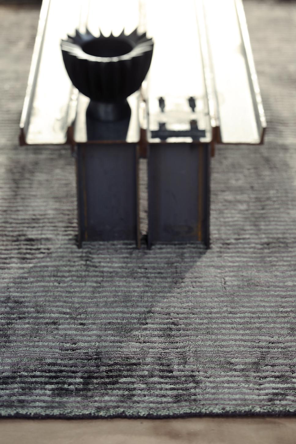 Les soldes chez interieurs tapis senso prune toulemonde for Tapis toulemonde bochart soldes