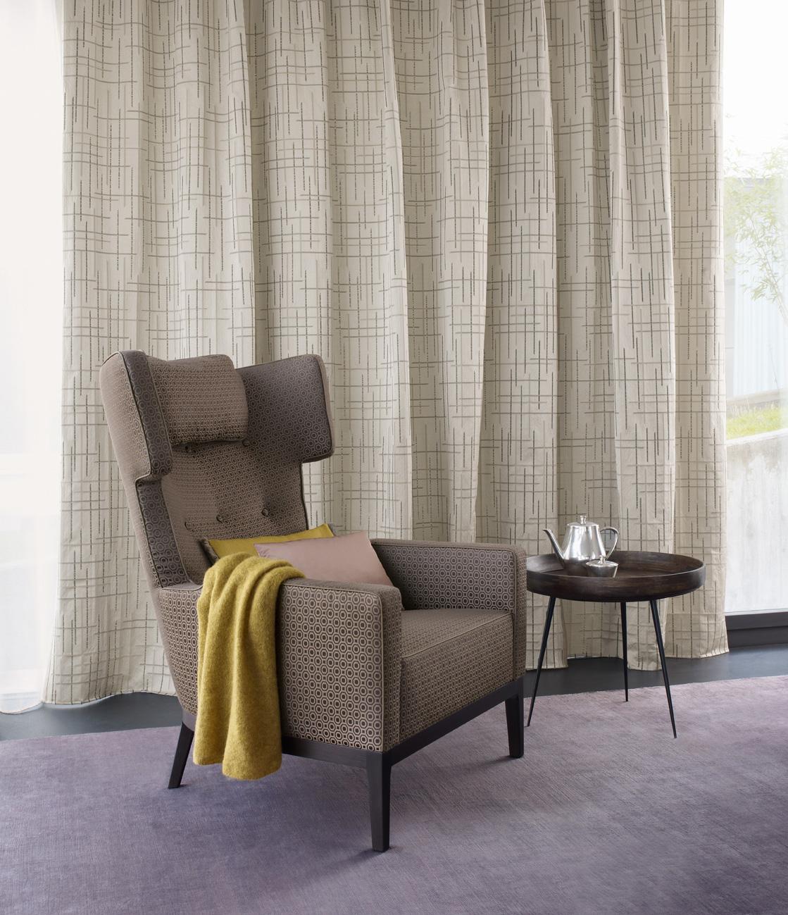 le collection geometric de zimmer rohde int rieurs. Black Bedroom Furniture Sets. Home Design Ideas